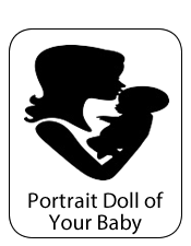 Portrait Doll of Your Baby